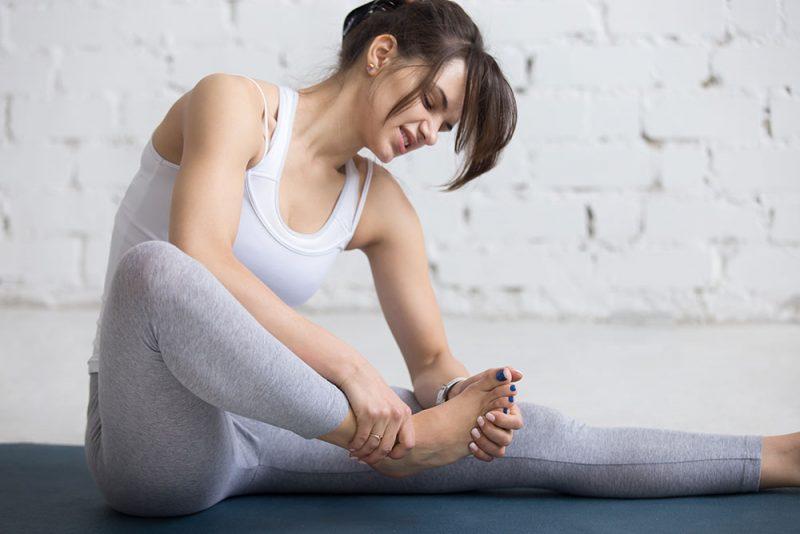 Hurts in yoga