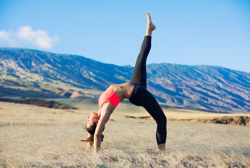 Flexibility Poses