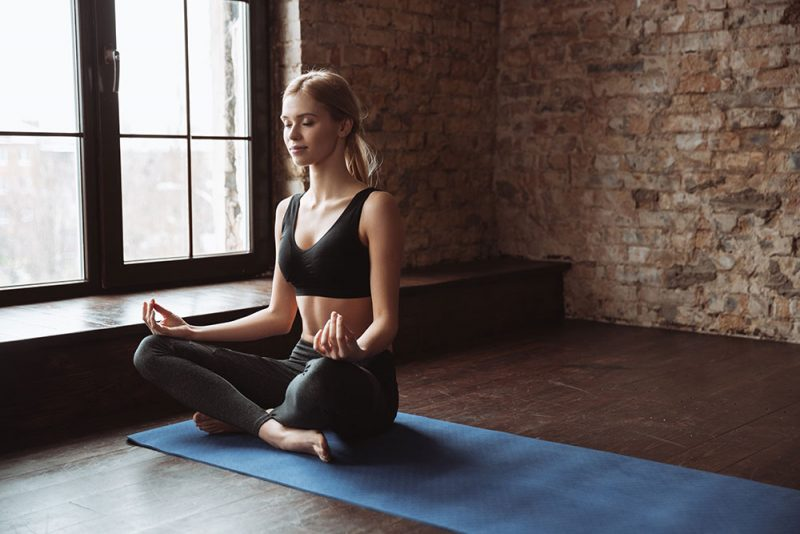 Meditation boosts your immune system