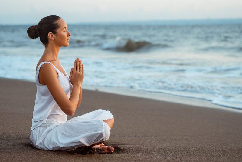 Meditation improves concentration