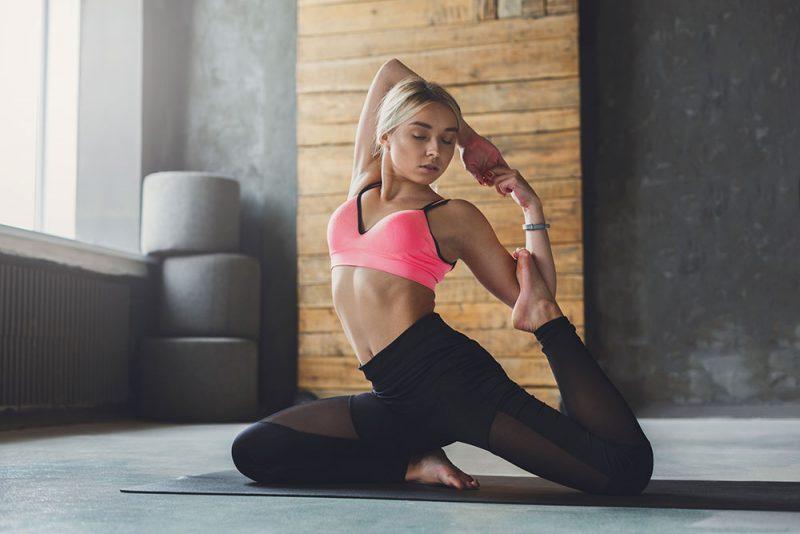 Practicing Yoga Decreases Cortisol