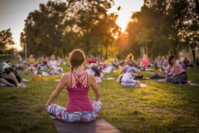 The Shakti Yoga Festival