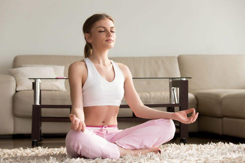 Emotional benefits of meditation