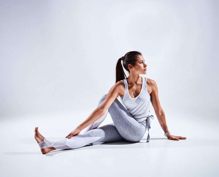 Warm-Up Right with These Yoga Sequences