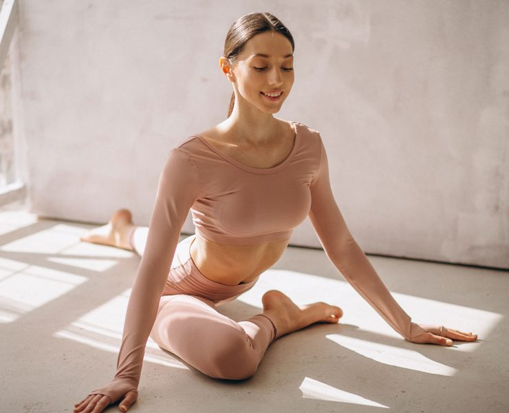 10 Yoga Moves to Help Ease Period Cramps