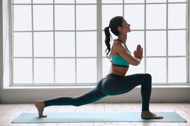 10 Yoga Poses That Make Running a Lot Easier (And Less Miserable)