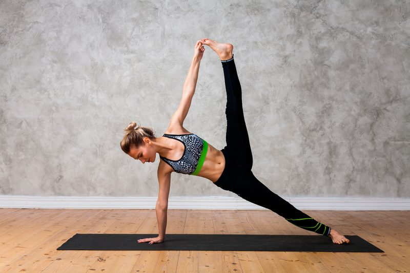 10 Yoga Poses for Abs and a Strong Core