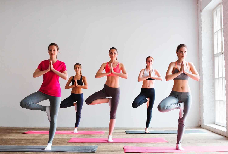 15 Yoga Classes with Meditations
