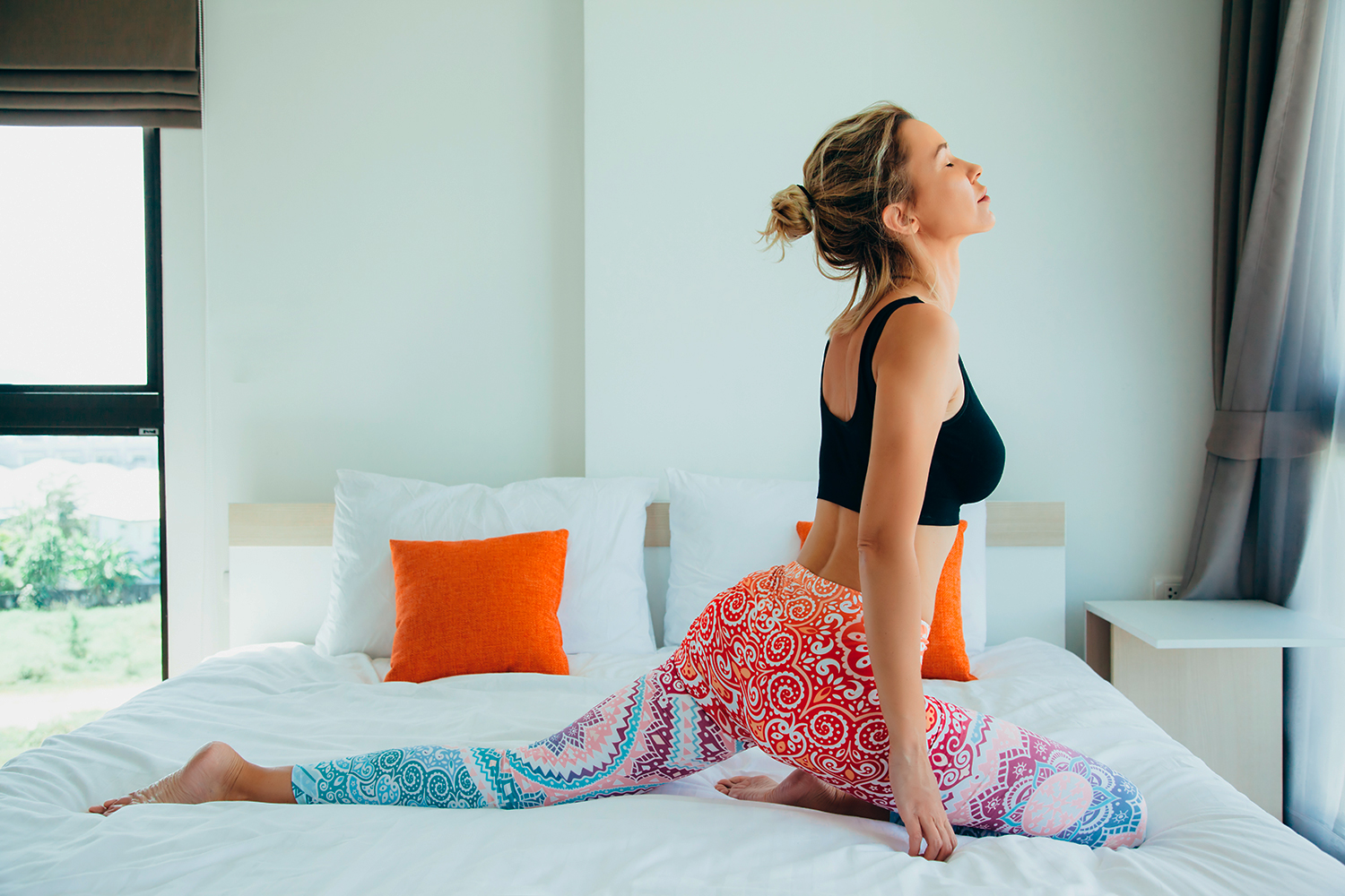 15 Yoga Poses to Jump Start Your Morning