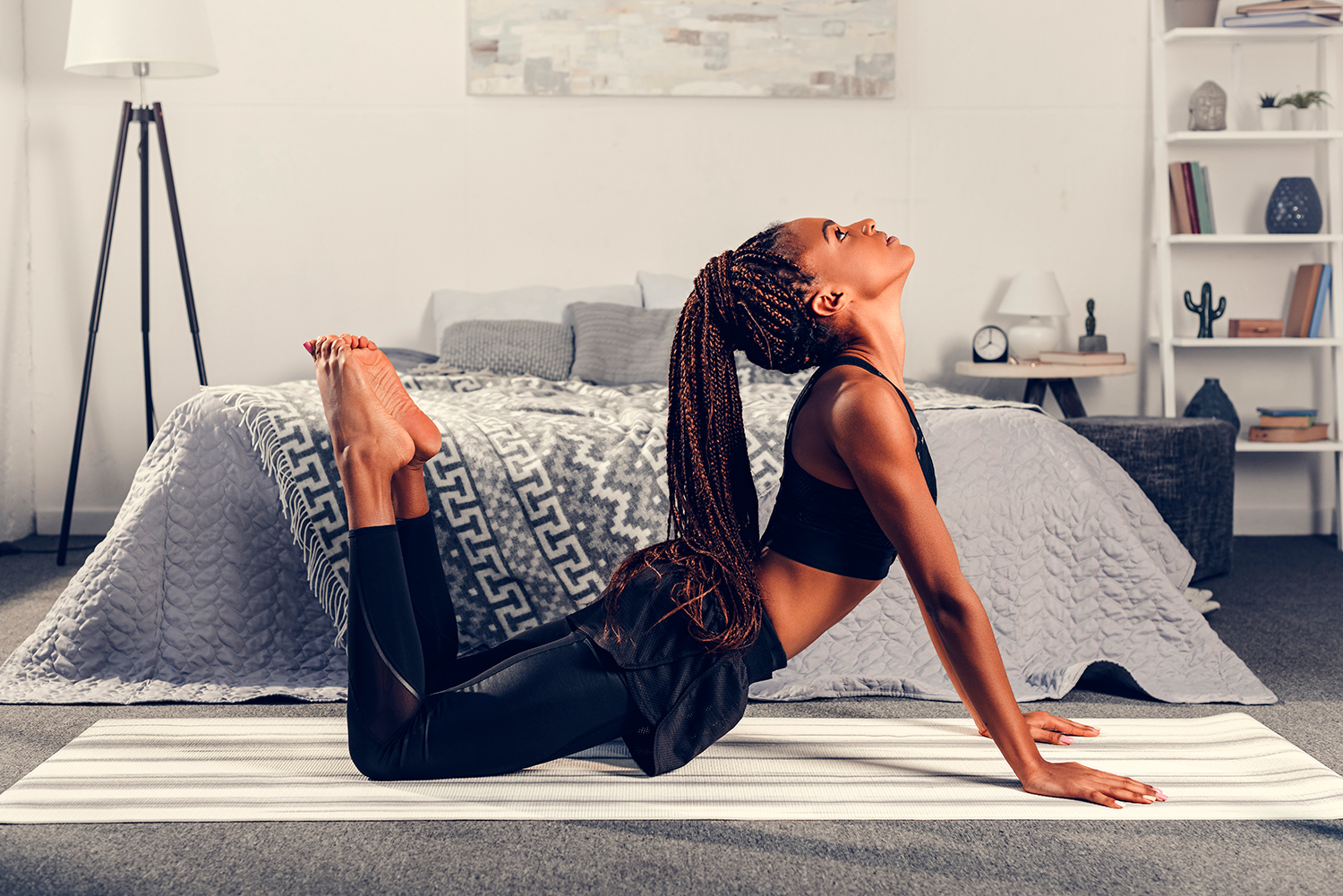 20 Yoga Asanas Every Lazy Yogi Will Love