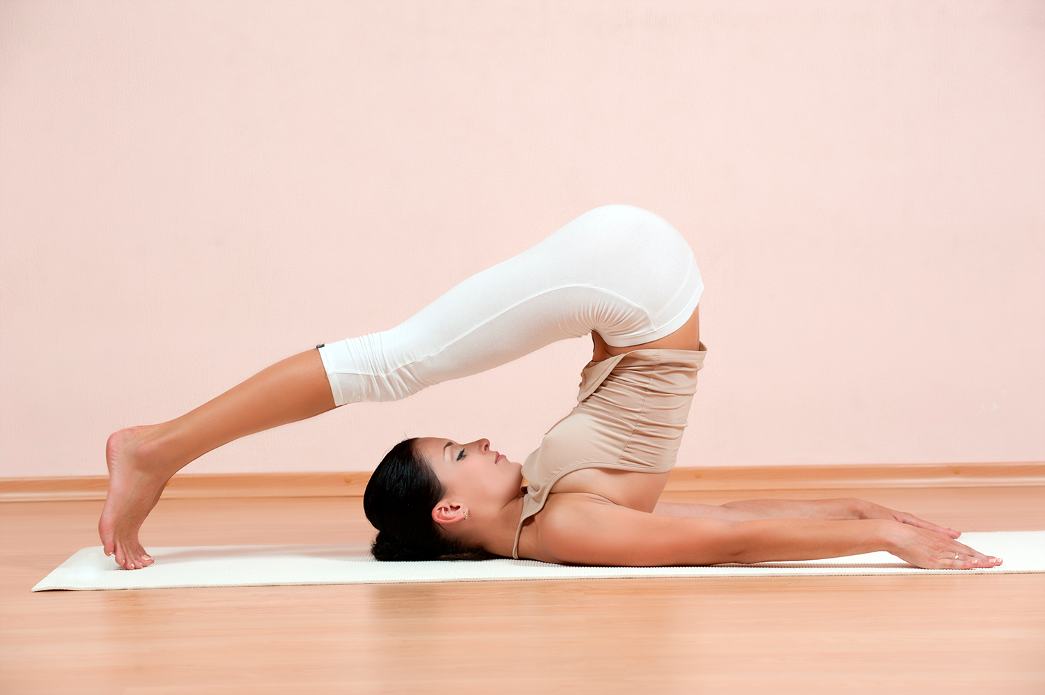 40 Yoga Poses for Lower Back Pain - yoga practice