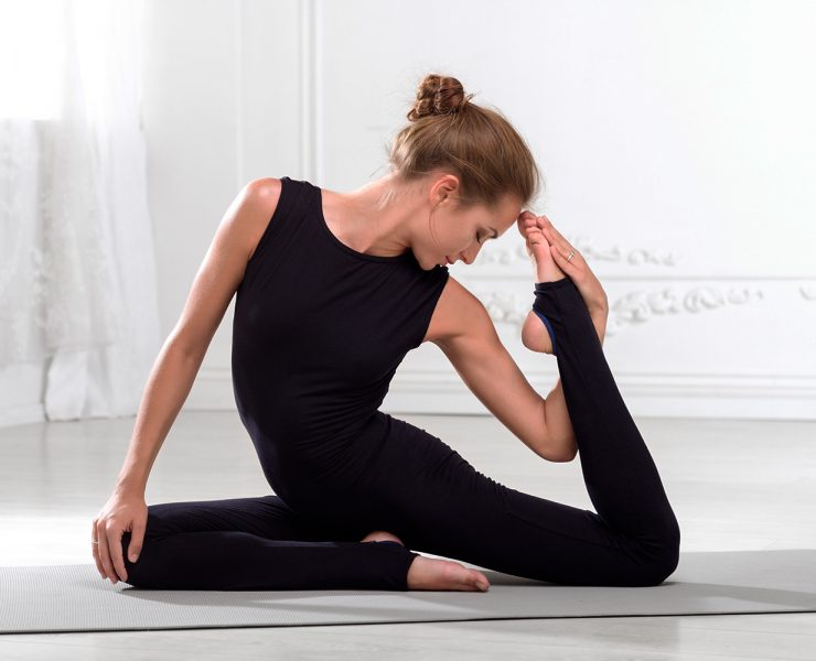 5 Ways to Reprogram Yourself with Yoga