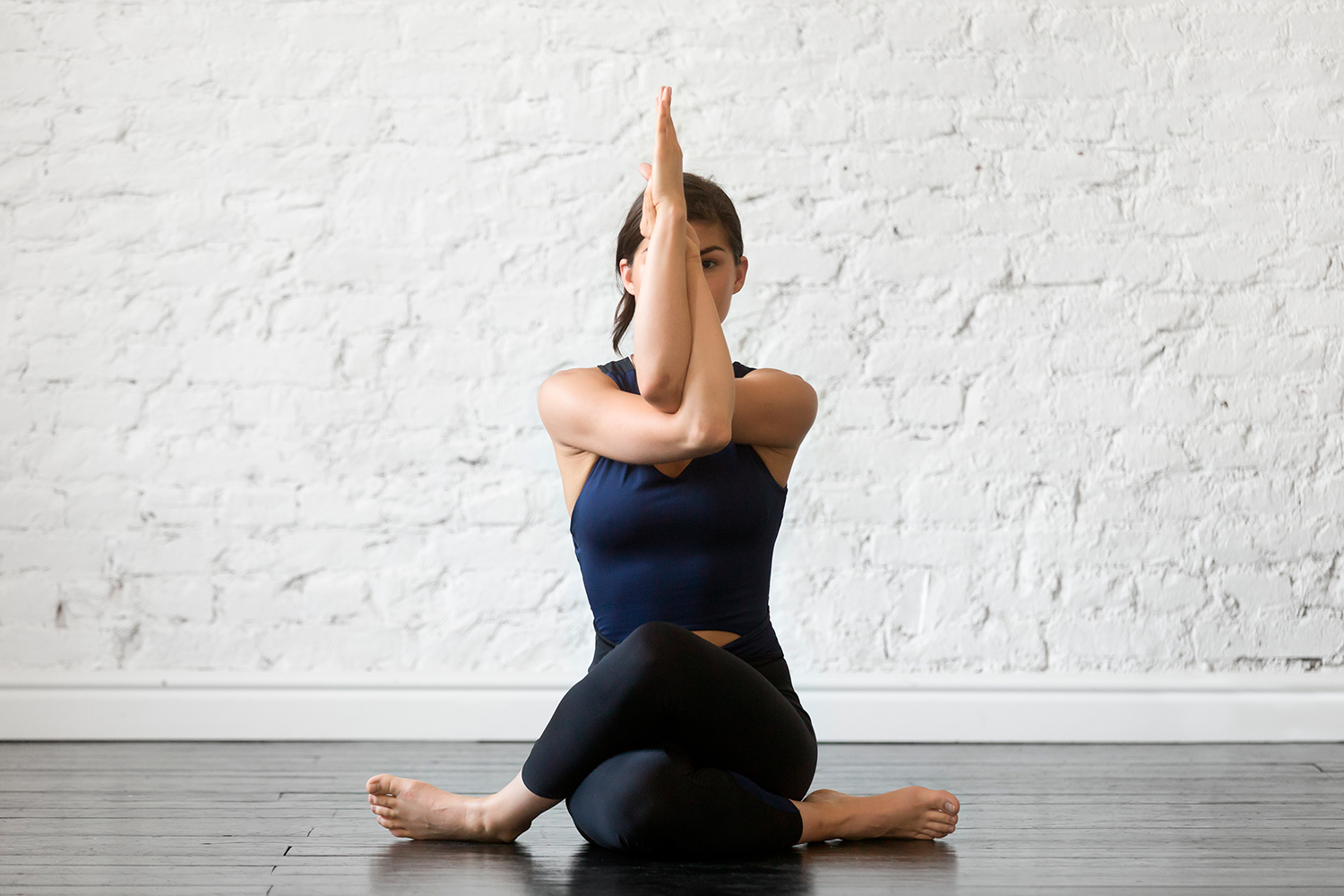 A Yin Yoga Sequence To Balance & Align The Chakras - yoga practice