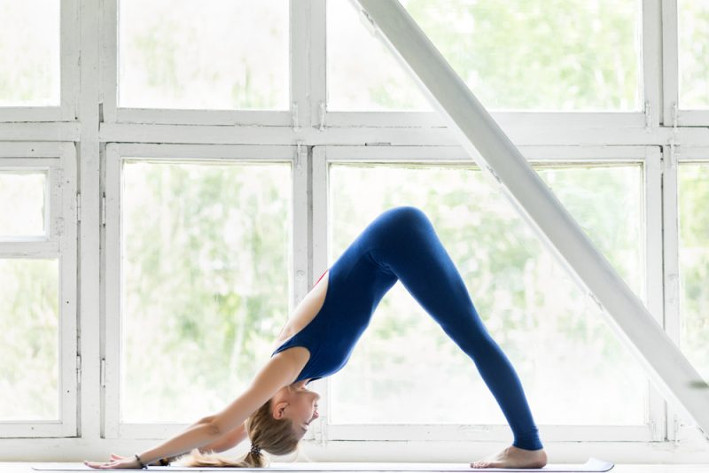 Adho Mukha Svanasana – Downward Dog