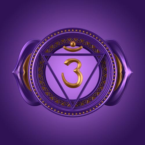 Chakra 6 — Third Eye (Anja)