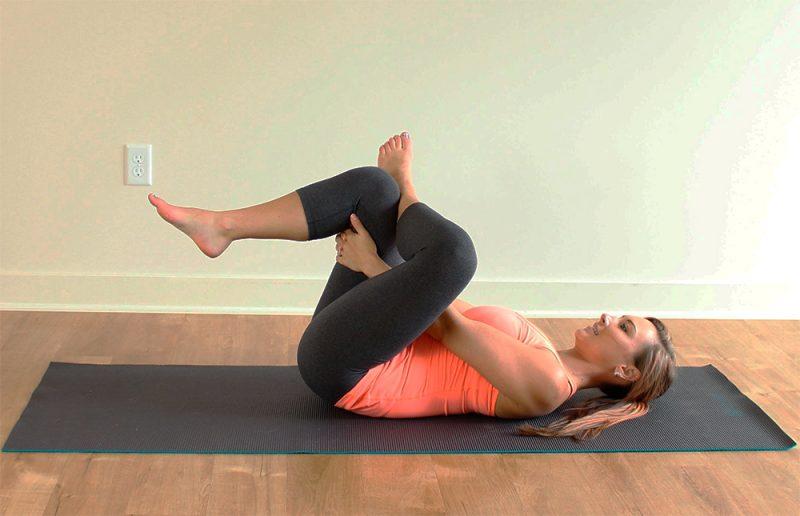 Figure four stretch