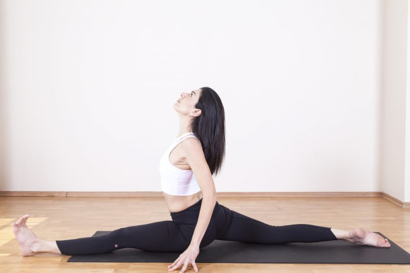 Hanumasana – Monkey Pose