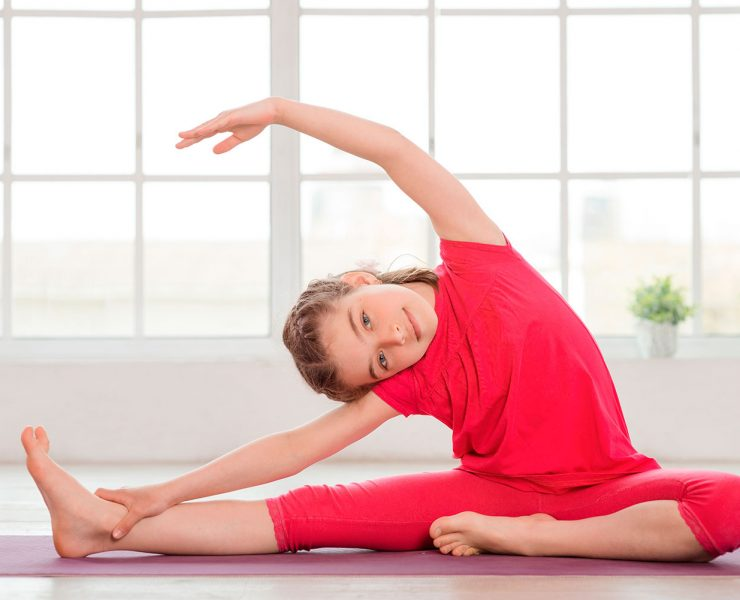 Here's How Yoga Benefits Children with Autism