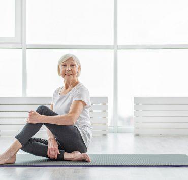 How Does Yoga Benefit Seniors?