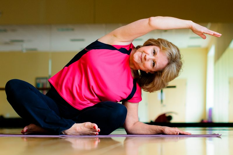 How Does Yoga Benefit Seniors