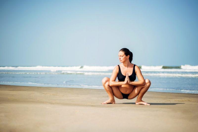 Malasana — Yoga Squat Pose