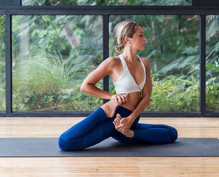 Morning Yoga Sequence: 20 Poses to Start Your Day