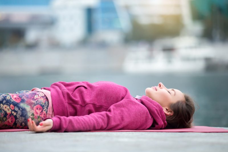 Online Resources for Guided Yoga Nidra