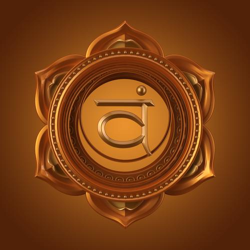 Chakra 2 — Sacral (Swadhishtana)