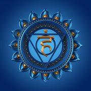 Chakra 5 — Hroat (Vishudda)