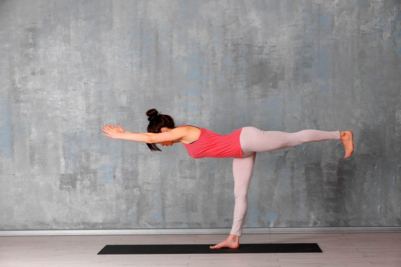 15 Yoga Postures For Back Pain