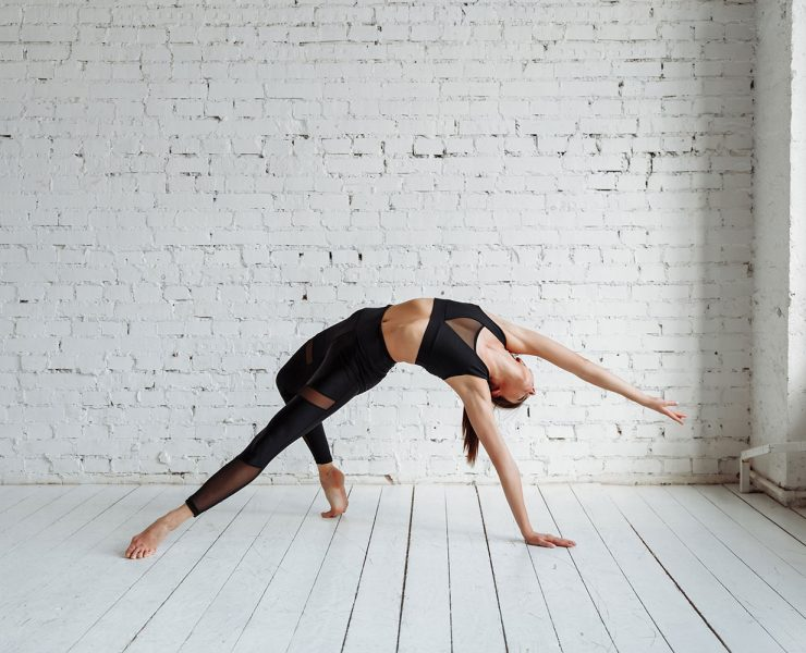 25 Poses to Advance Your Practice