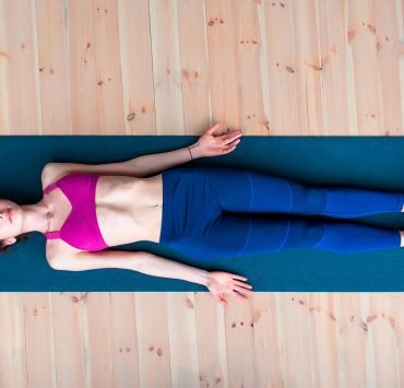Can't Sleep This 10-Minute Yoga Routine Will Help You Fall Asleep Fast