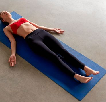 Here's How Yoga Nidra Can Be Used for Stress Relief (& Why It Works!)