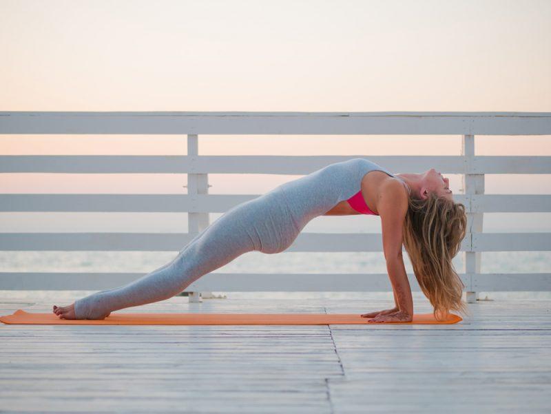 High Plank/Side Plank/Upward Plank Rotations