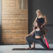 How to Balance Teaching & Practicing Yoga