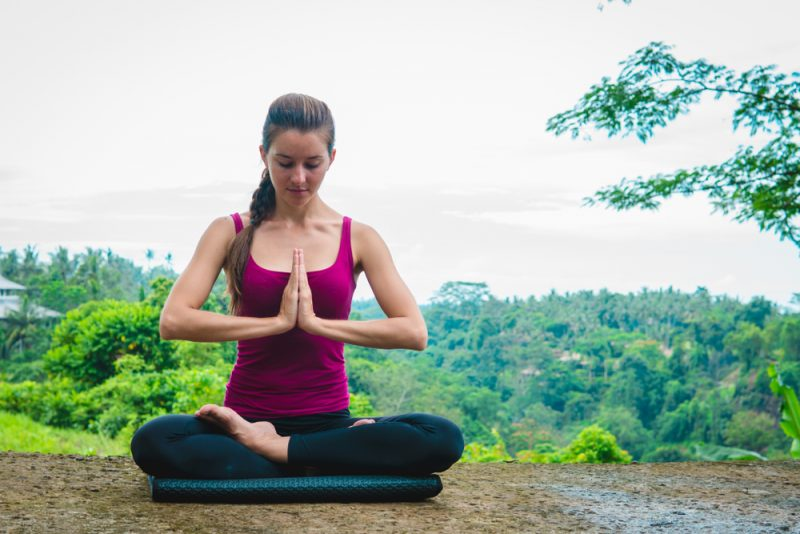 Padmasana — Lotus Pose