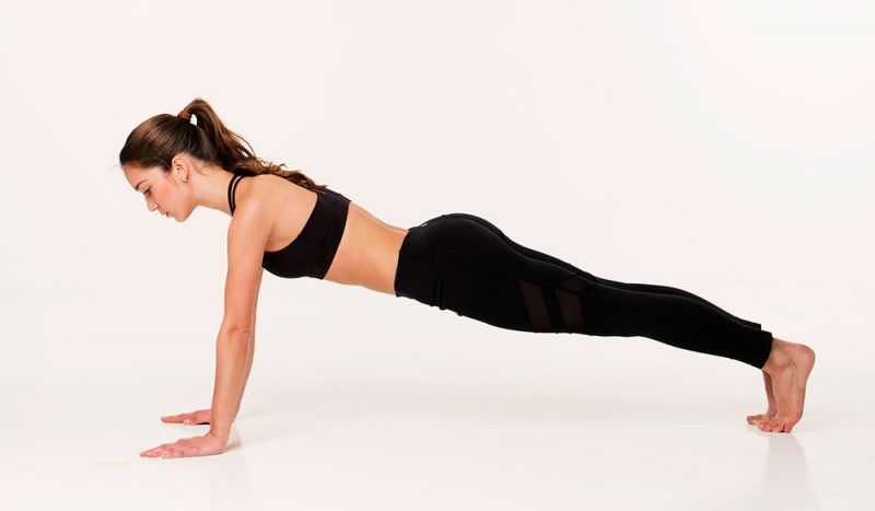 Phalakasana — Plank Pose