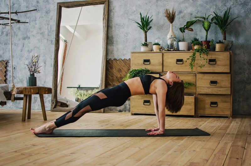 Purvottanasana — Reverse Plank Pose