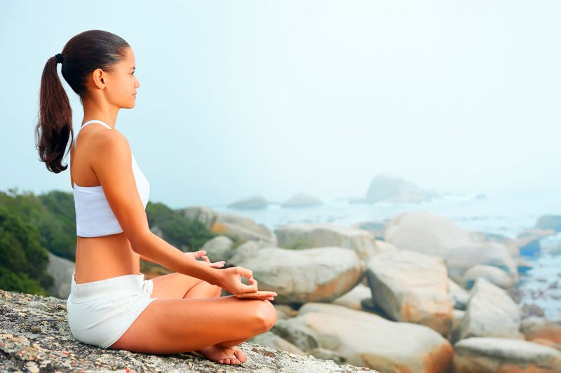 Why We Set Intentions At The Beginning Of A Yoga Practice