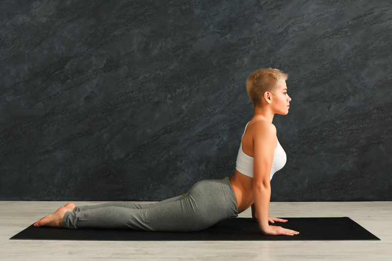 Yoga Asanas To Strengthen Your Back
