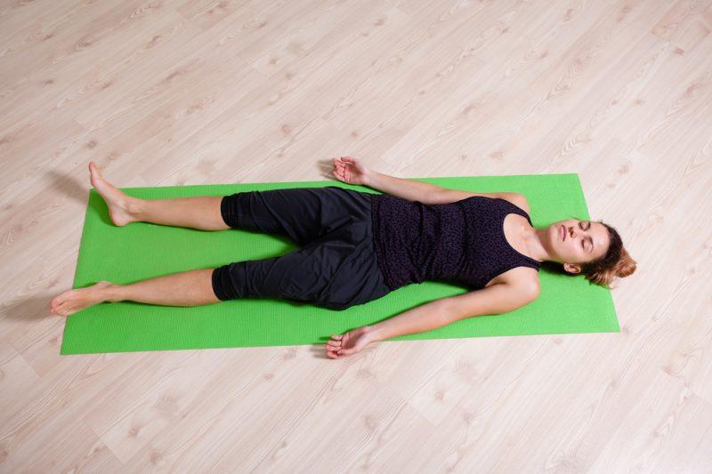 Yoga Nidra Increases Dopamine
