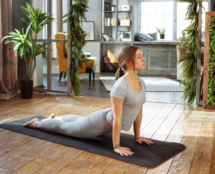 Yoga Pilates Sequence to do Anywhere