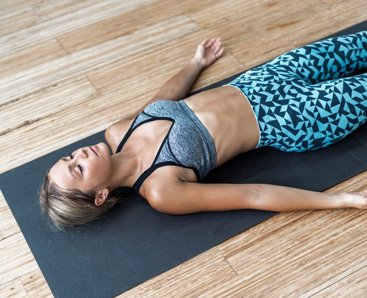 Yoga Poses for Beginners to Promote Relaxation