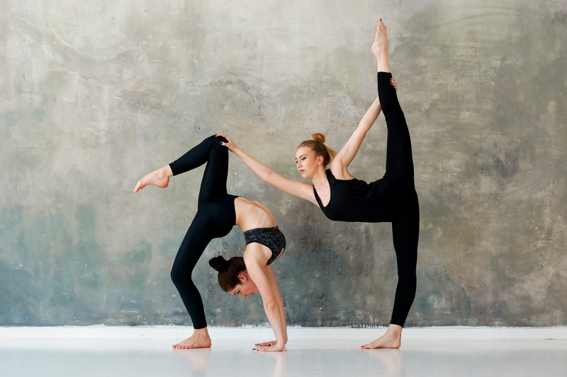 How to Balance Teaching & Practicing Yoga