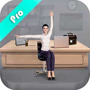Office Yoga Pro: Fitness @ Work