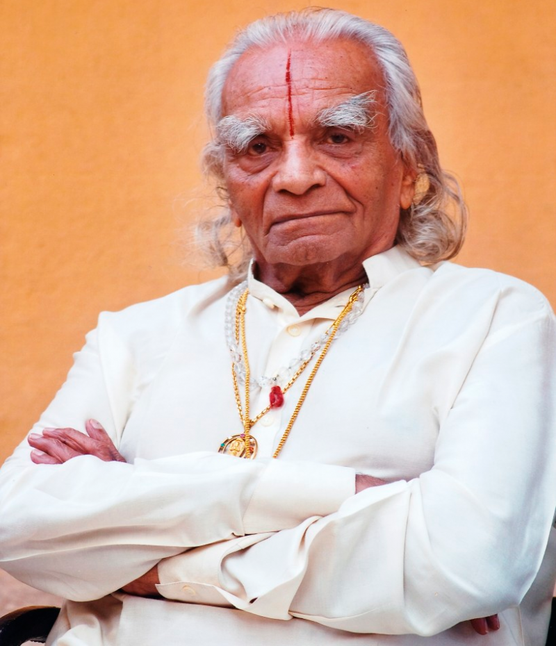 The Life of B.K.S. Iyengar