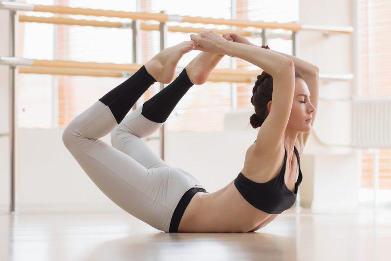 Urdhva Dhanurasana — Bow Pose