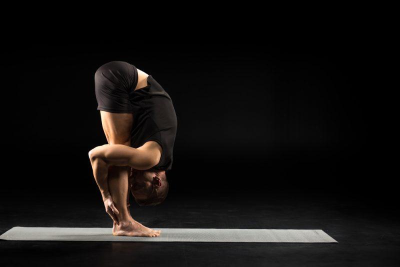 Uttanasana — Standing Forward Fold Pose
