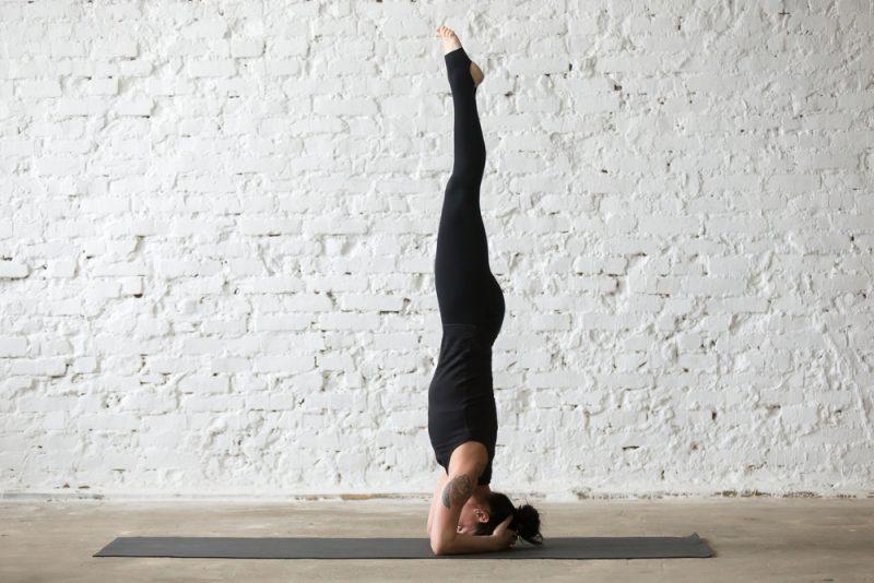 Salamba Sirsasana — Headstand Pose