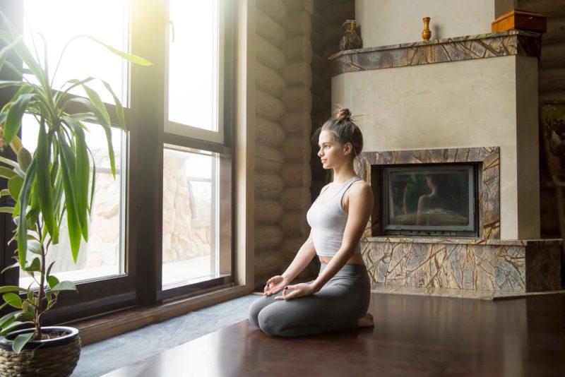 Vajrasana Yoga — Thunderbolt Pose
